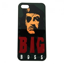 """Coque pour IPhone """"Big boss"""""""