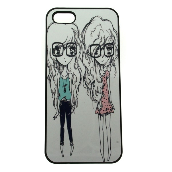 "Coque pour IPhone ""Fashion addict"""