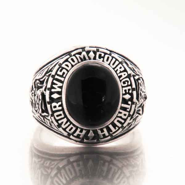 chevaliere homme argent pierre noir cool costume jewelry for you. Black Bedroom Furniture Sets. Home Design Ideas